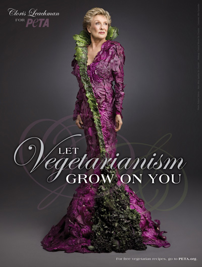 "Peta.org: ""Let Vegetarianism grow on you."""