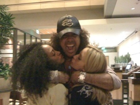 'Drawn Together' voice cast: Cree Summer, Jess Harnell, Tara Strong. (Photo credit: Tara Strong)